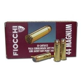 Fiocchi .44Magnum/240 JSP 100 stuks