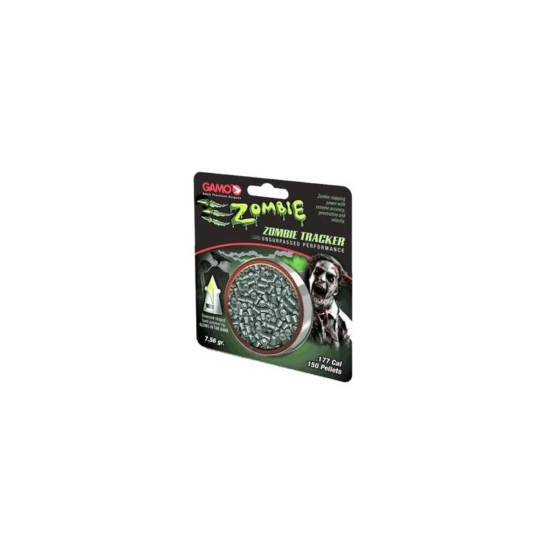 Gamo Zombie Tracker 4.5 mm 125 stuks