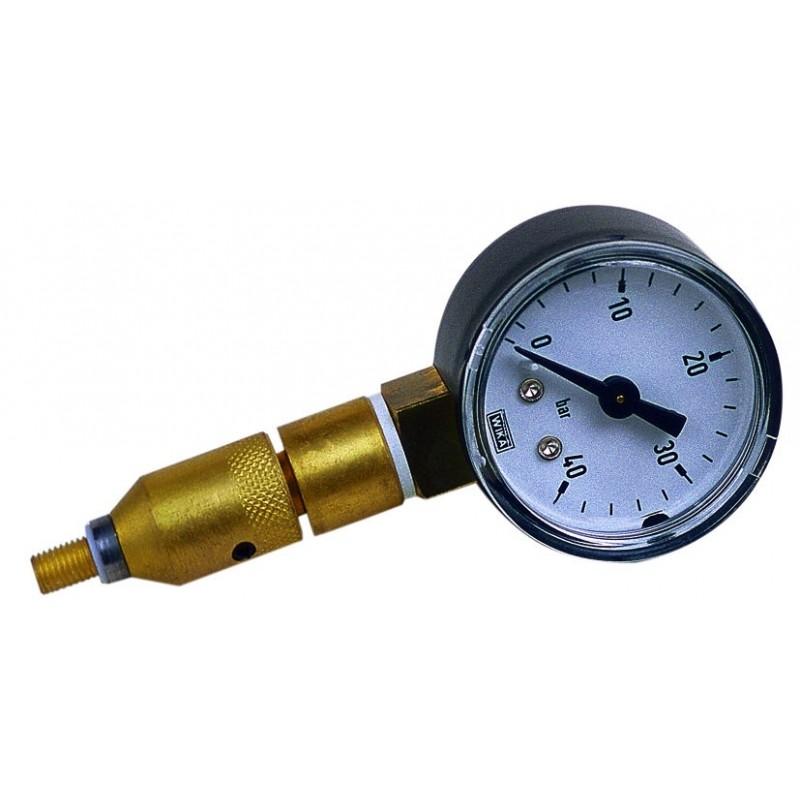 Weihrauch Manometer HW90