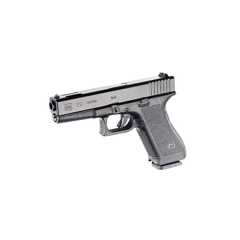 Glock 17 C 9mm met verstelbaar vizier