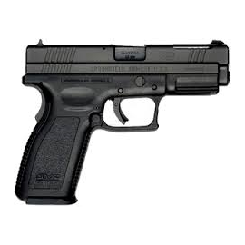 Springfield XD® 4″ Full Size Model with Thumb Safety .45ACP
