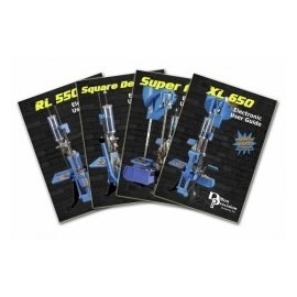 Dillon Precision Instruction Manual 550 DVD