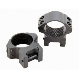 Hawke KM7211 2-pc 30mm Weaver Medium Rings
