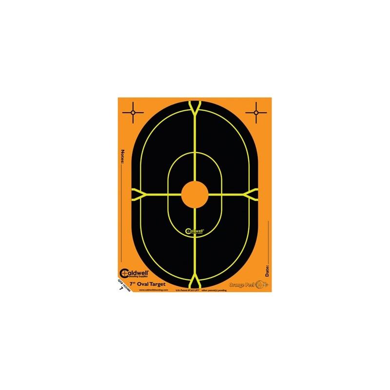 """Caldwell Orange Peel 7"""" (10 stuks)"""
