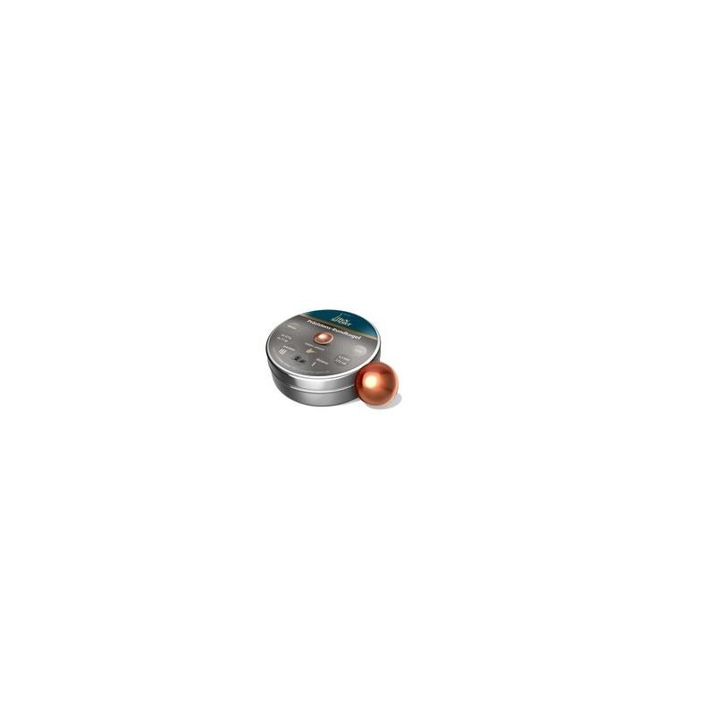 H&N Rundkugel 4,5mm 500 stuks