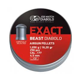JSB Diabolo Exact 4,5mm 500 pcs