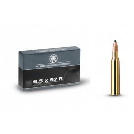 RWS 6,5X57R 127gr Kegelspitz
