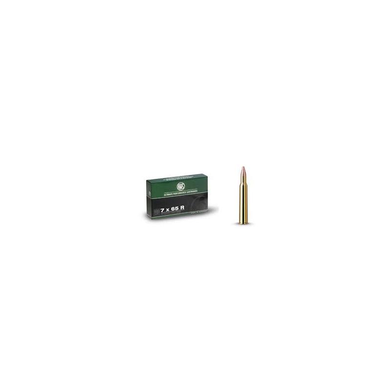 RWS 7X65R 177gr ID 20 stuks