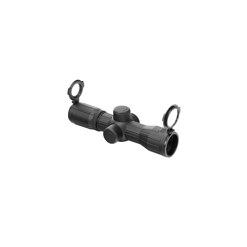 NcStar 4x30 compact rubber armored III