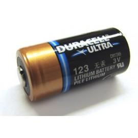 Duracell Batterij 123A