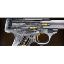 Browning BUCK MARK CONTOUR URX .22Lr