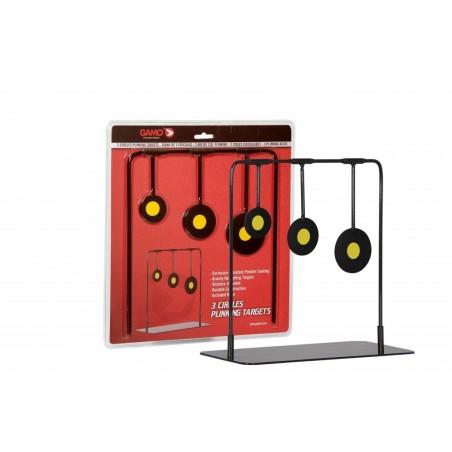 Gamo 3 Circles Plinking Targets