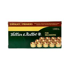 Sellier & Bellot Large Pistol Primers 1000 pcs
