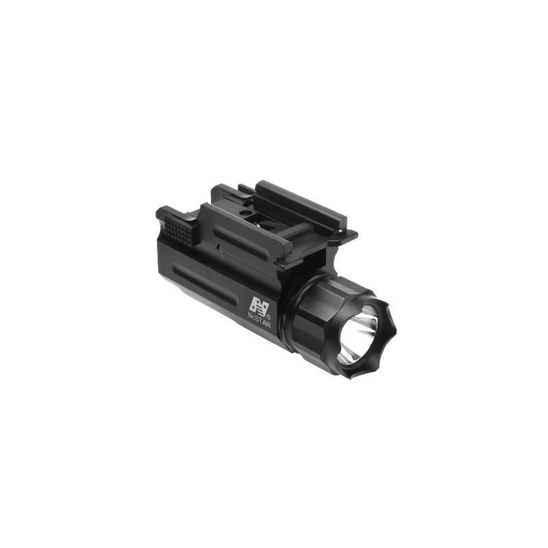 Nc Star 1W 90 Lumen LED Flashlight QR