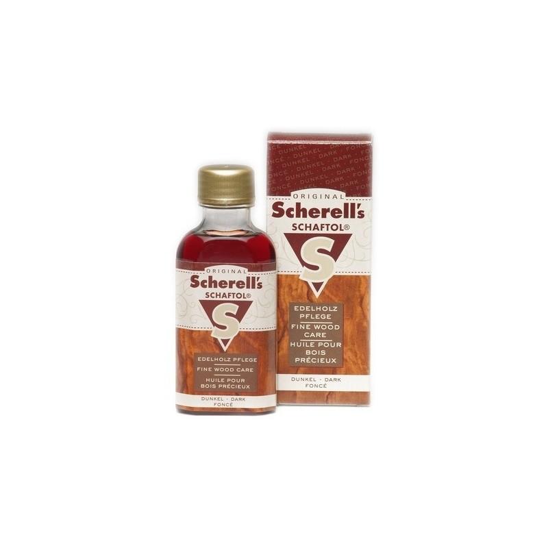 Scherells Stock Oil Dark 75ml