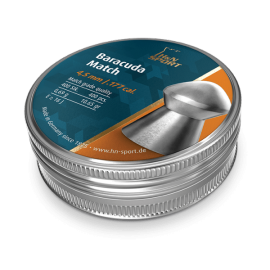 H&N Baracuda Match 4,5mm 500 stuks
