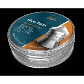 H&N Silver Point 4,5mm 500 stuks