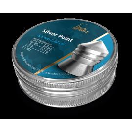 H&N Silver Point 5,5mm 200 stuks