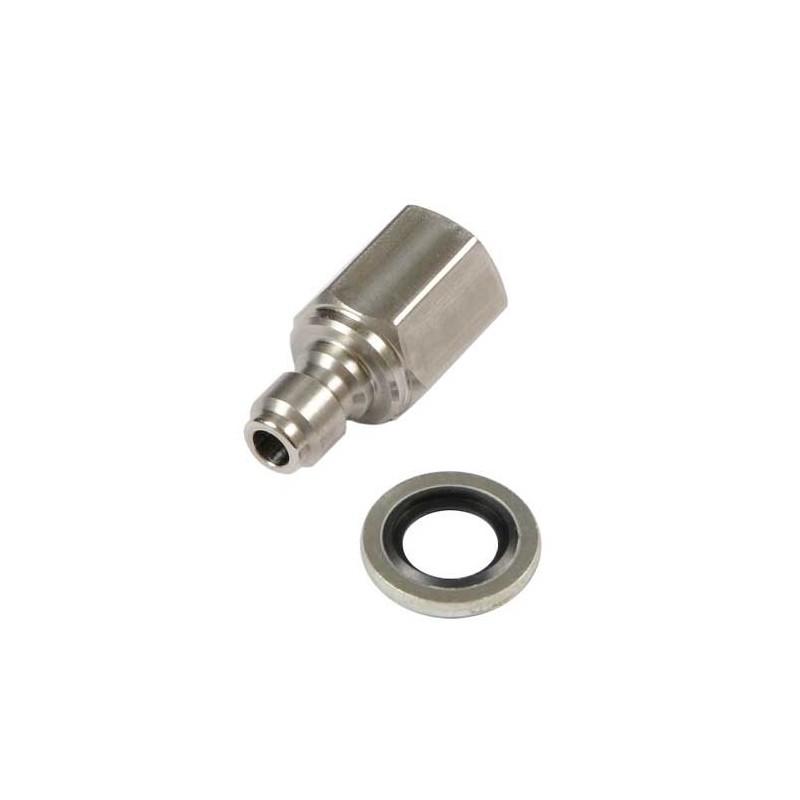 Quick Coupler Plug QC03