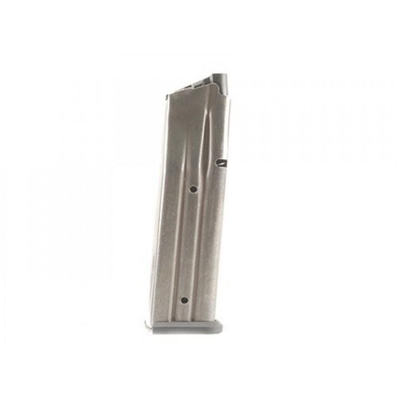 STI Magazine STI-2011 126mm 9mm Luger 18-Round Stainless Steel