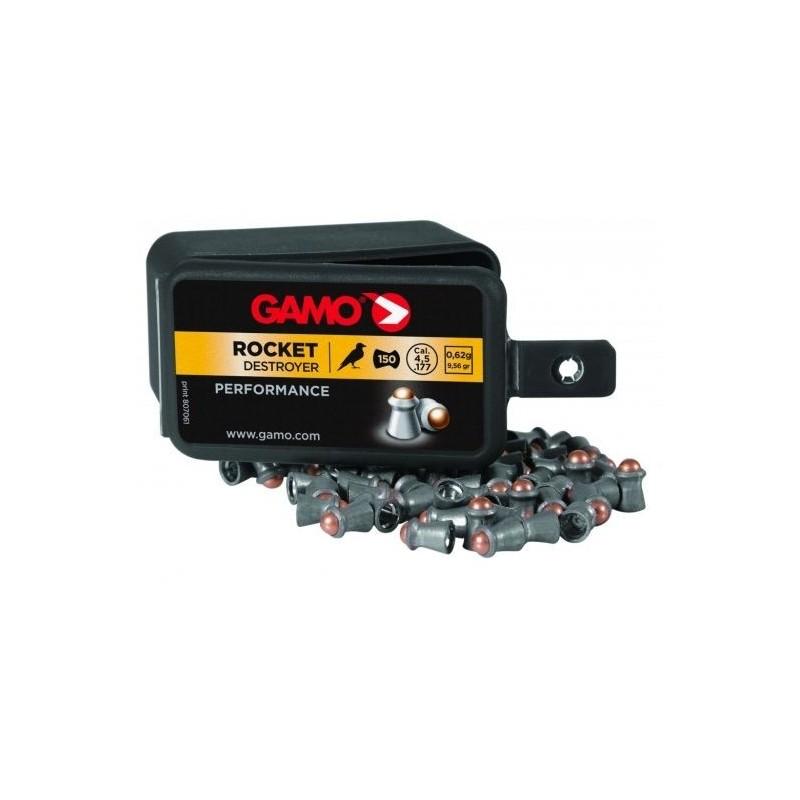 Gamo Rocket 4,5mm 150 stuks