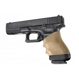 Hogue Handall Full Size Grip Sleeve Black