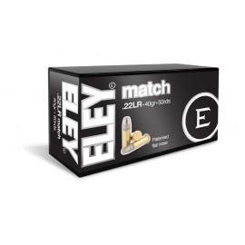 Eley Match 50 stuks