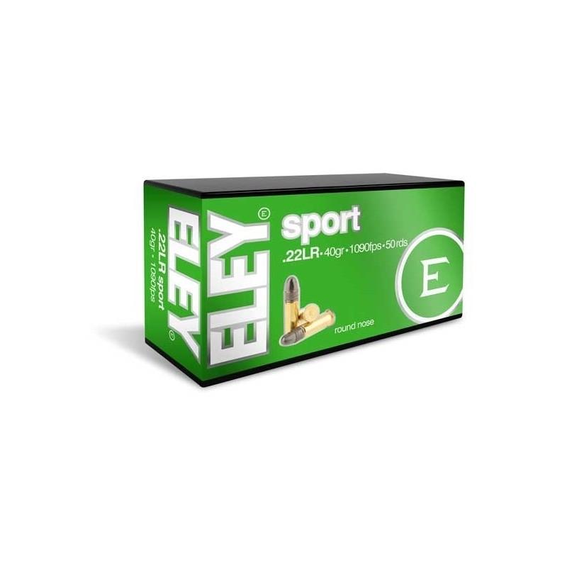 Eley Sport 50 stuks