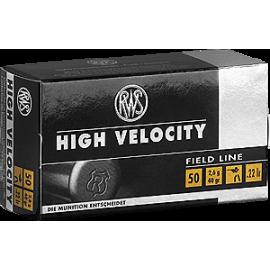 RWS High Velocity HP 50 stuks