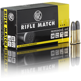 RWS Rifle Match 50 pcs