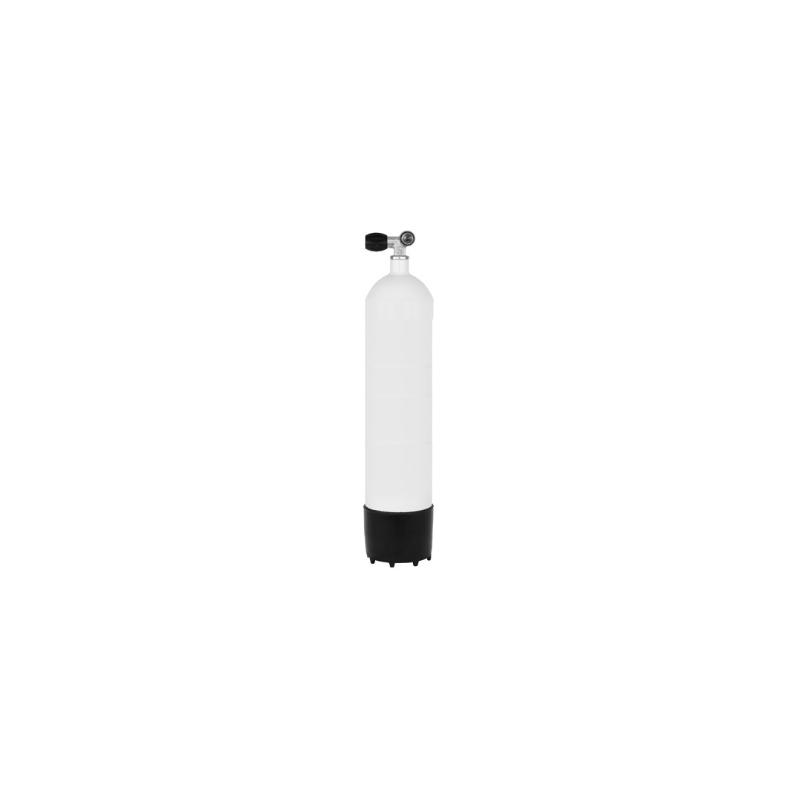 DZ Persluchtfles 10L  incl Vulset
