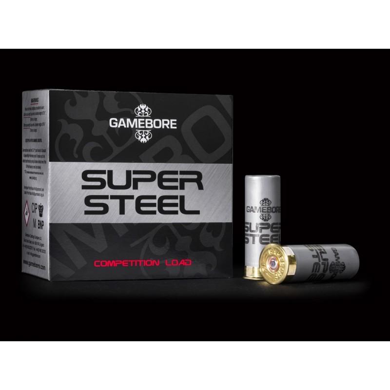 Gamebore Super Steel .12-70mm-7-32gr