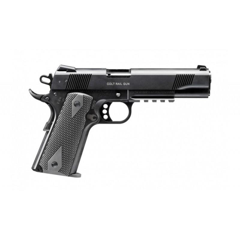 Walther Colt 1911 Rail Gun .22 lr