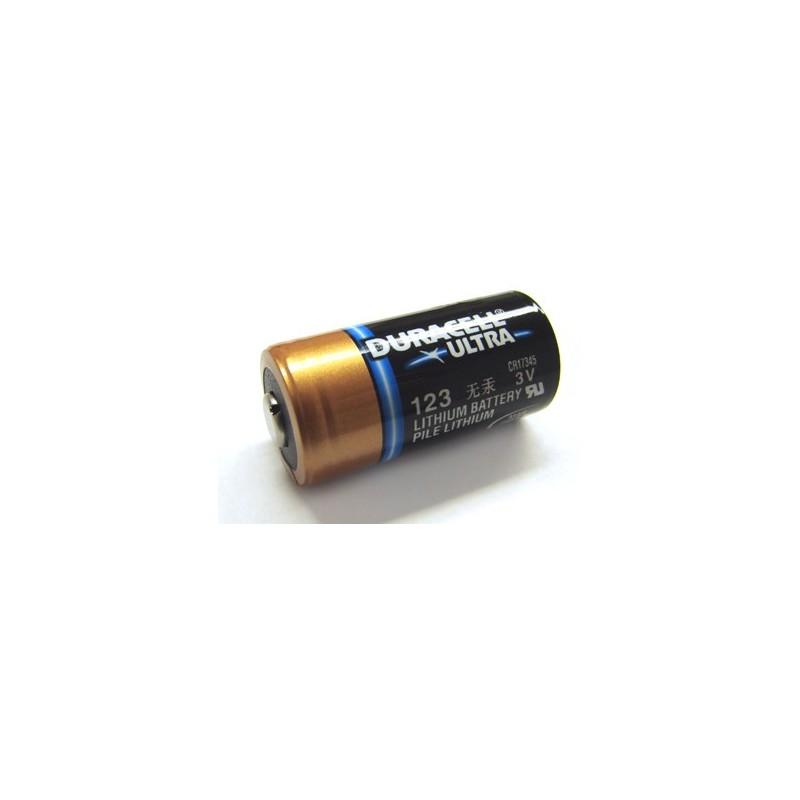 Duracell Batterij 123A 12 stuks