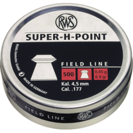 RWS Super Hollow Point 4,5mm 500 stuks