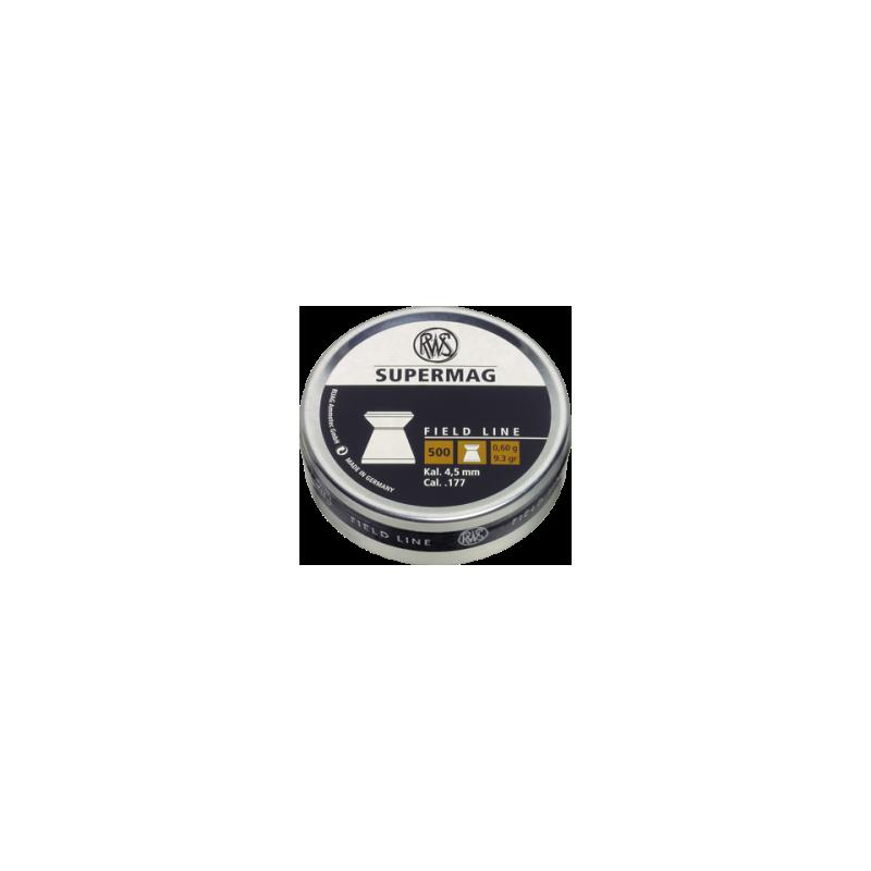 RWS Super Mag 4,5mm 500 stuks