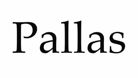 Pallas Wapens